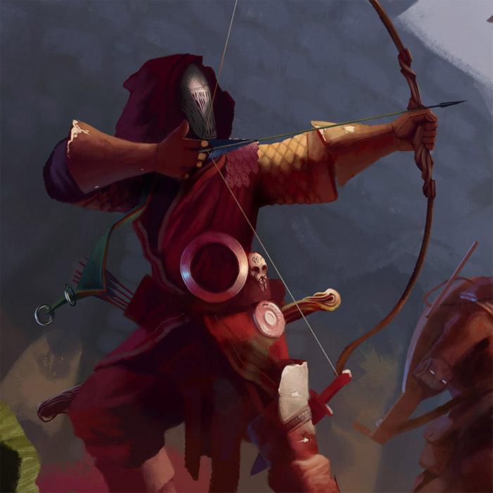 Bloody-Quest-Ranger-Details