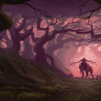 Hubert, the forest golem